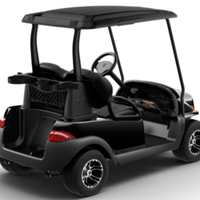 New 2021 Electric High Performance Onward 2 Passenger Tuxedo Black Lights