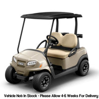 NEW 2021 Club Car Onward Gas 2 Passenger Metallic Beige