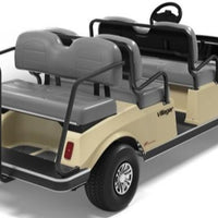NEW 2021 Club Car Villager 6 Electric Beige
