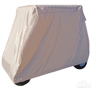 Storage Cover, Nylon,  2P with 54 - 61 IN Top, Tan, Heavy Duty