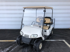 Certified Pre-Owned Gas 2015 EZGO TXT 4 Passenger