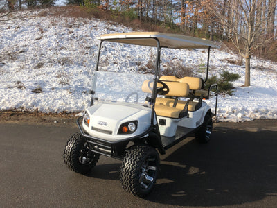 Certified Pre-Owned 2019 EZGO L6 Electric