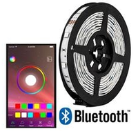 INNOVA LED Light Strip with Bluetooth Capabilities