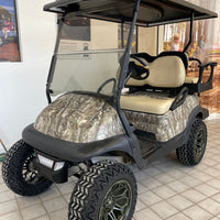 CERTIFIED PRE-OWNED 2016 ELECTRIC PRECEDENT CAMO LIFTED 4PASS LIGHTS 2018 BATTERIES
