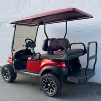Certified Pre- Owned  2016 Electric Club Car Precedent Phoenix Body Ruby 4 Passenger