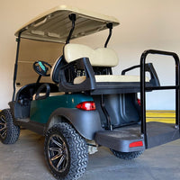 CERTIFIED PRE-OWNED 2017 ELECTRIC PRECEDENT GREEN LIFTED 4 PASSENGER