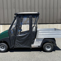 CERTIFIED PRE-OWNED 2018 CARRYALL 500 ELECTRIC 72 VOLT GREEN SMALL WHEELS