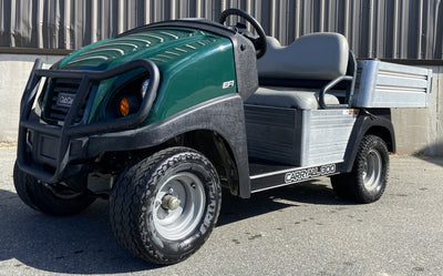 Certified Pre-Owned 2019 Carryall 300 Gas Green