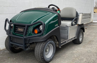 CERTIFIED PRE-OWNED 2016 ELECTRIC CARRYALL 300 GREEN