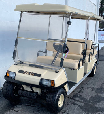 CERTIFIED PRE-OWNED 2012 VILLAGER 6 ELECTRIC BEIGE 2020 BATTERIES