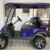 CERTIFIED PRE-OWNED 2017 GAS PREC PURPLE 4PASS LIGHTS LIFTED