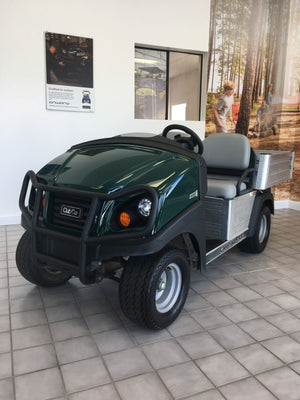 Certified Pre-Owned Electric 2015 Green Carryall 300 2018 Battery