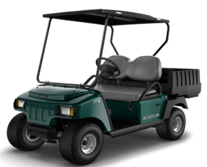 New 2020 Club Car Carryall 100 EFI Gas Base Model