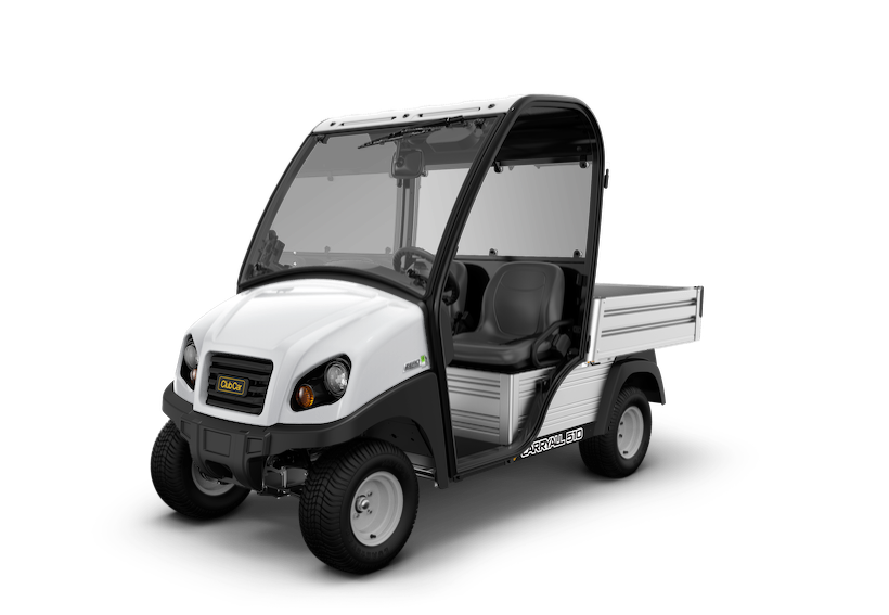 New 2020 Club Car Carryall 510LSV DEMO