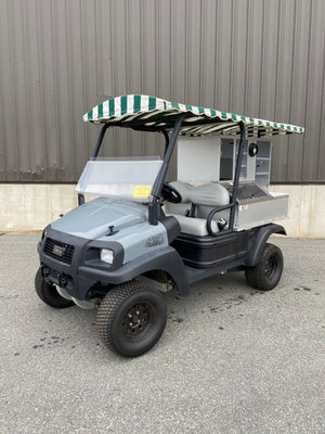 Certified Pre-Owned 2018 Carryall 1500 Gas Cafe