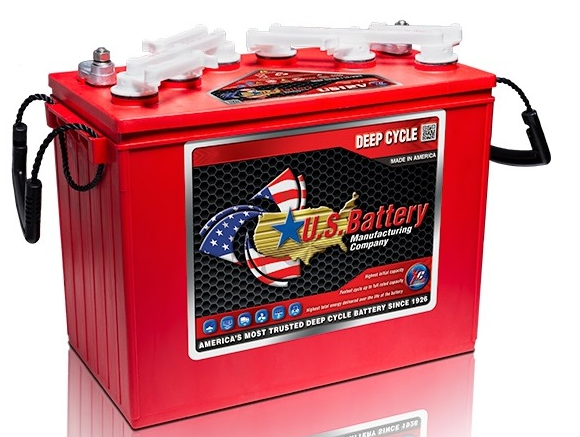 US Battery, 12 Volt Deep Cycle