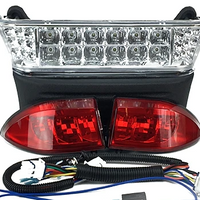 Club Car Precedent Basic LED Light Kit, Mid-2008 & Up