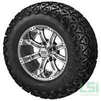 Jakes 6 Inch Precedent Lift Kit & 12 inch Wheels/23 inch Tire Combo Option 6