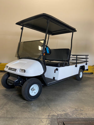 NEW 2019 Electric Utilitruck White Columbia
