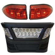 Head Light Kit,  w/ Multi Color LED, Includes 8 V Bucket Harness, Fits Precedent Electric 2008 & Up