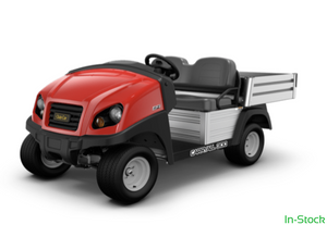 New 2019 Gas Carryall 300 Red
