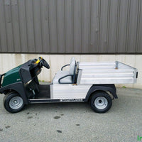 New 2019 Gas Club Car Carryall 500 with Canopy Top   DEMO