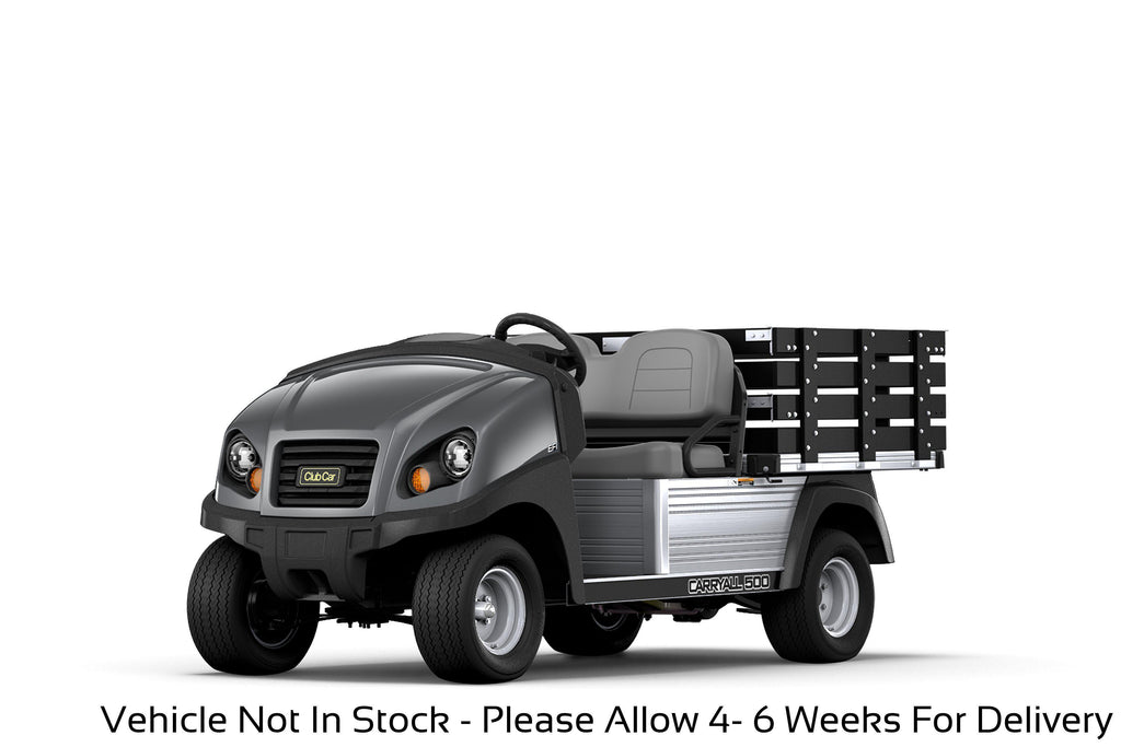 NEW 2020 CARRYALL 500 Electric Base Model