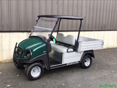 CERTIFIED PRE-OWNED 2020 CARRYALL 500 GAS GREEN CANOPY TOP