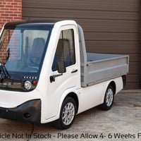 New 2020 Club Car 411 LSV Electric Pickup Bed Base Model