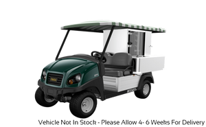 New 2020 Club Car Café Express EFI Gas Base Model