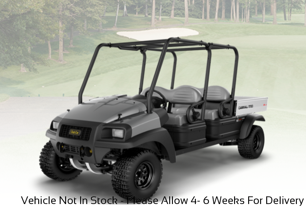 New 2020 Club Car Carryall 1700 4x4 Gas 4-Passenger Base Model