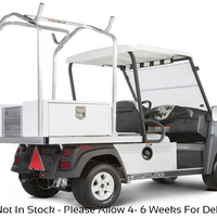 New 2020 Club Car Carryall 500 Facilities Engineering Tool Box Electric  Base Model