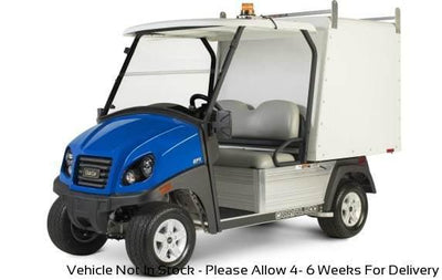 New 2020 Club Car Carryall 500 Facilities Engineering Van EFI Gas  Base Model