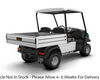 NEW 2020 Club Car Carryall 550 Electric (Offroad Package) Base Model