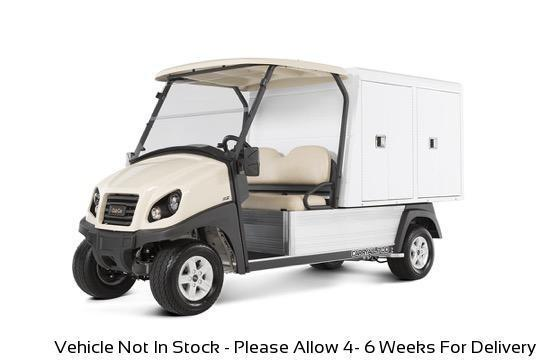 New 2020 Club Car Carryall 700 Foodservice EFI Gas Base Model
