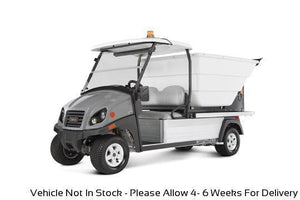 New 2020 Club Car Carryall 700 High-Dump Refuse Removal EFI Gas Base Model