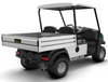 New 2020 Green Carryall 550 Gas Canopy Top