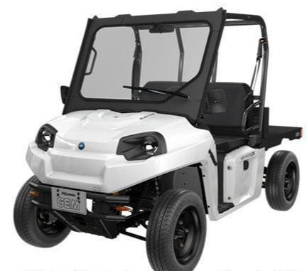 New 2021 Street Legal Electric GEM eM 1400 LSV Base Model
