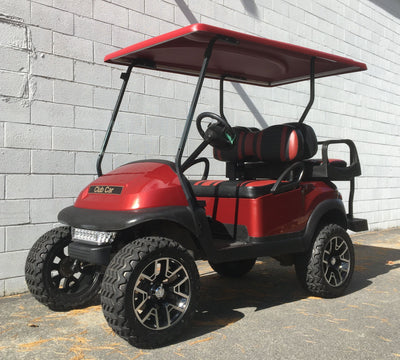 Certified Pre-Owned 2016 Precedent Electric Burgundy Lights Lifted 2019 Batteries Custom Seats