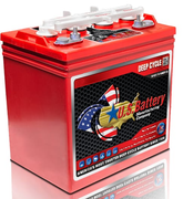 US Battery, 8 Volt Deep Cycle