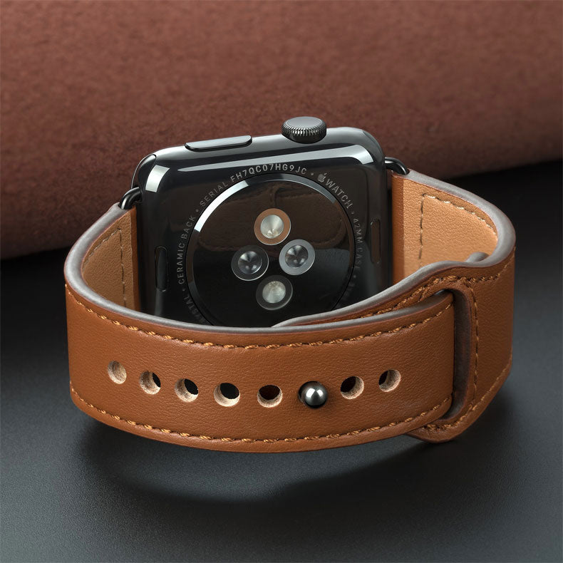SMOOTH Leather Strap