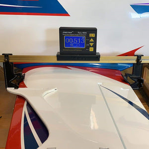 Digital Angle Meter Mount for Robart/AnglePro Incidence Bars