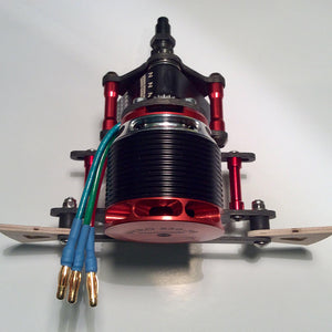 Adverrun Single Drive Motor Mount for Alchemy Models