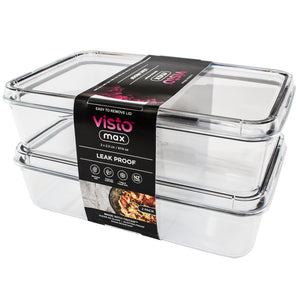 Visto™ Max 2.3L - Twin Pack (Rect.) - Product Trade - New Zealand Made