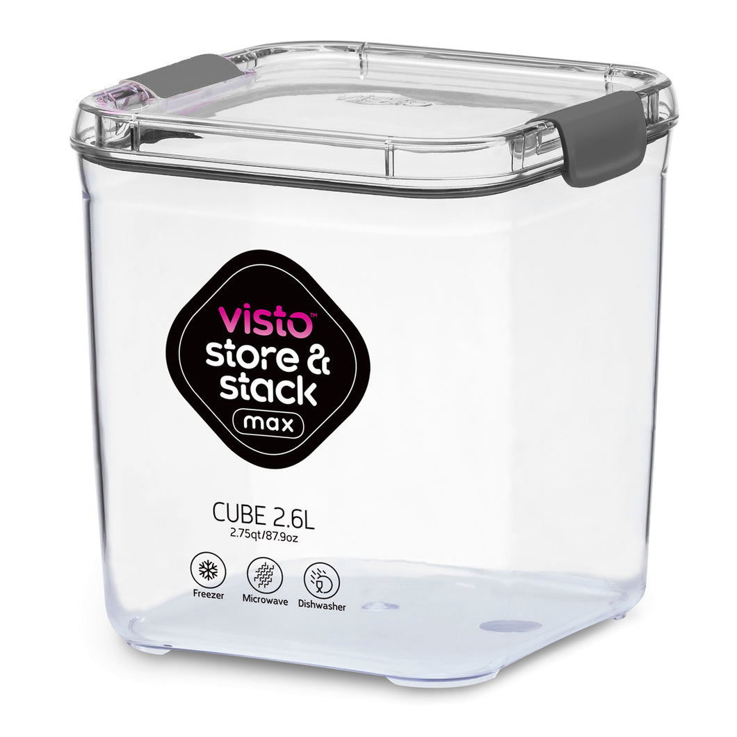 Visto™ Max 2.6L (Cube) - Product Trade - New Zealand Made