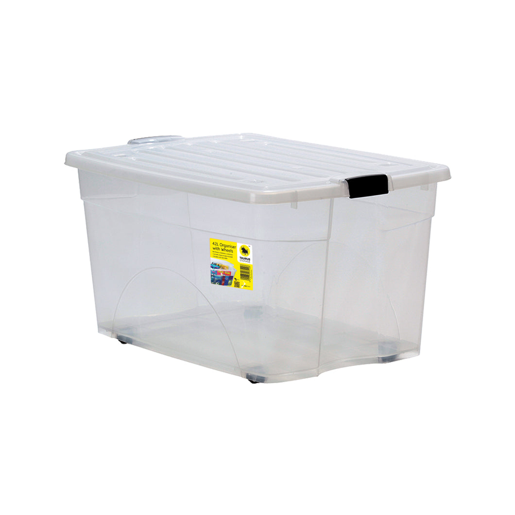 42L Storage Organiser (PICKUP ONLY) - Product Trade - New Zealand Made