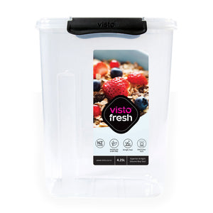 Visto™ Fresh Cereal Dispenser 4.25L - Product Trade - New Zealand Made
