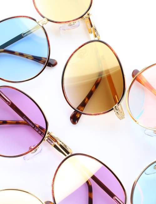 About the Vintage Eyewear collection and frames company