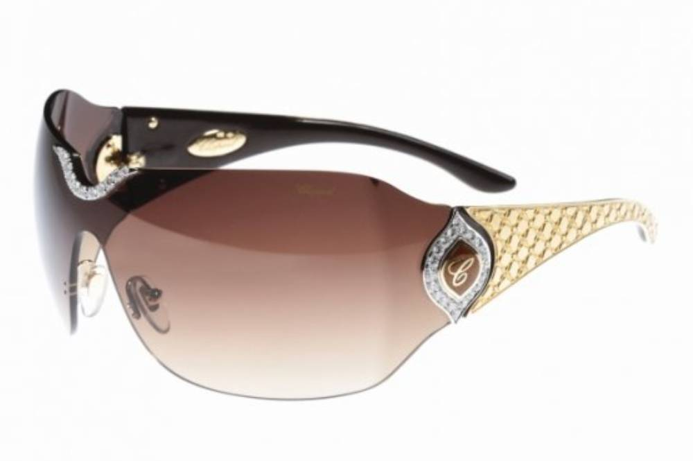 Chopard brand $400,000 sunglasses, most expensive frames, fashion glasses