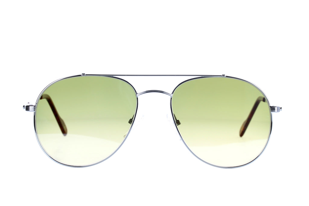 Vintage Eyewear Classic 10 White Gold - 18 kt Gold Plated